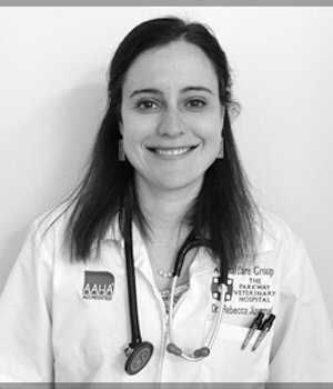 Dr. Rebecca Juvenal - Parkway Veterinary Hospital