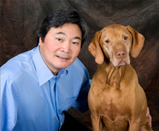 2011 Veterinarian of the Year Gregg Takashima